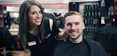 Sport Clips Haircuts of Uptown Gig Harbor Haircuts