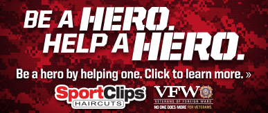 Sport Clips Haircuts of Uptown Gig Harbor​ Help a Hero Campaign